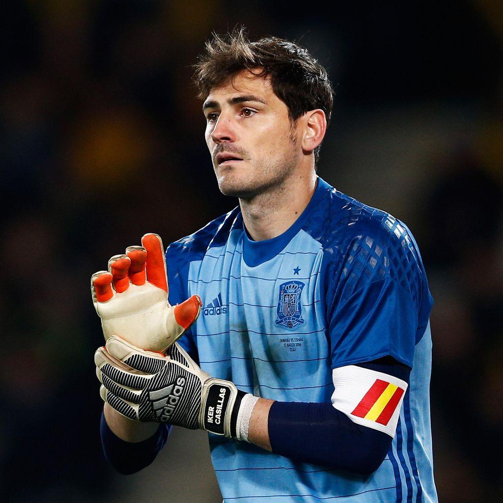Pintu Timnas Spanyol Masih Terbuka untuk Casillas