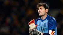 Kenangan Iker Casillas di 4 Piala Dunia