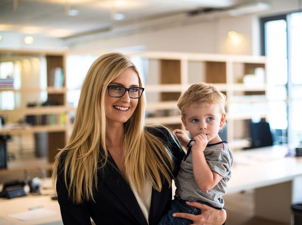 7 Perusahaan Impian yang Memberi Fasilitas Ekstra untuk Ibu dan Orangtua