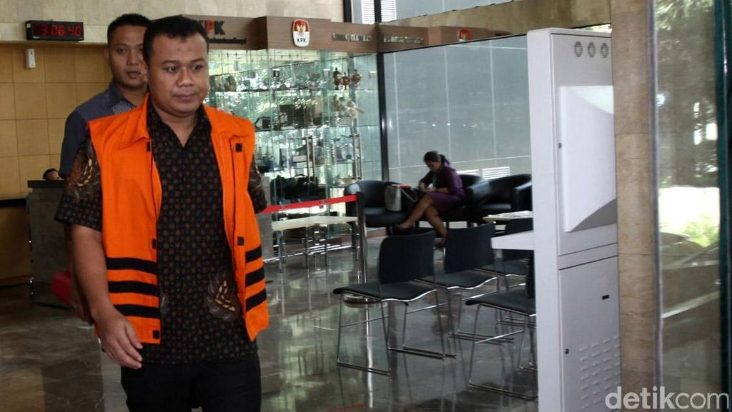 Mantan Bupati Subang Kembali Diperiksa KPK
