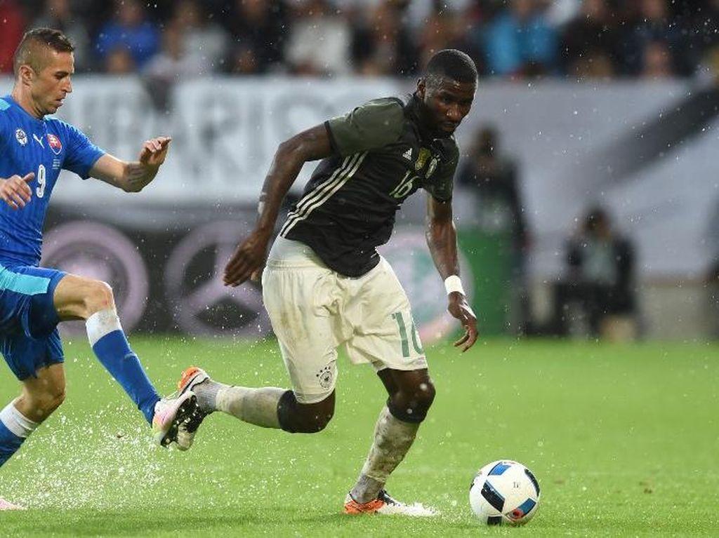 Cedera ACL, Ruediger Batal Tampil di Piala Eropa 2016
