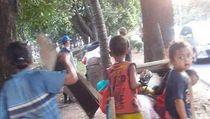 Lihat Nih! Manusia Gerobak di Baubau Sultra Bikin Terharu