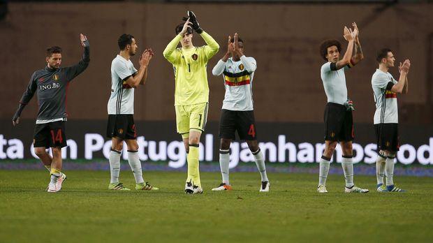 Generasi emas sepak bola Belgia akan kembali tampil di ajang prestisius.