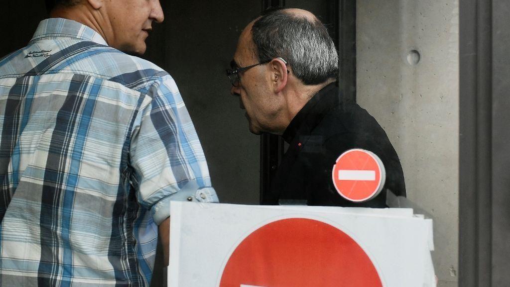 Dituding Menutupi Kasus Pastur Paedofil, Kardinal Prancis Diinterogasi