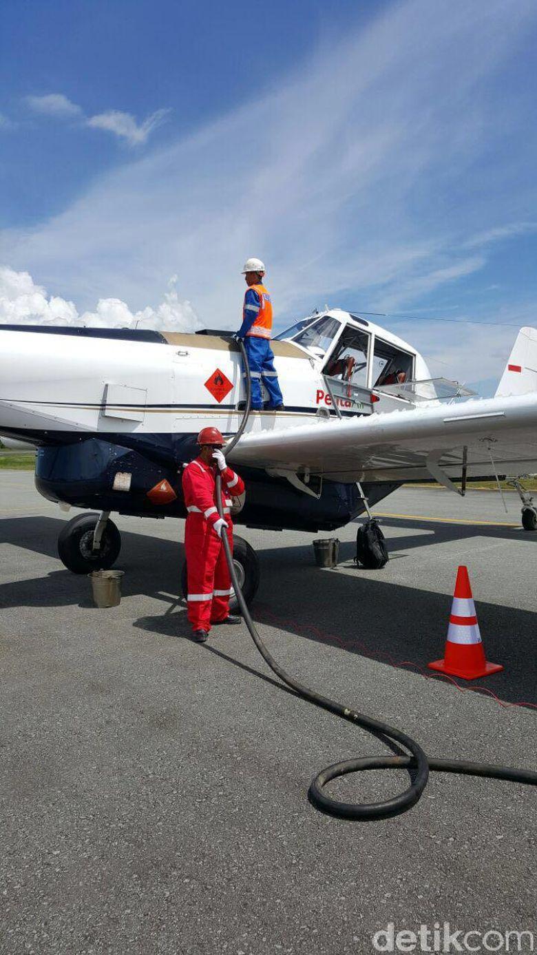 2 Pilot Terindikasi Pakai Narkoba, Ini Penjelasan Susi Air