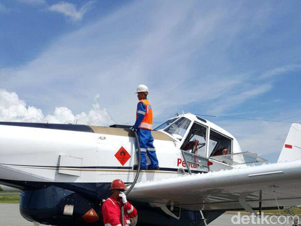 Pesawat Susi Air Ditembak di Puncak Jaya, Kena di Bagian Roda