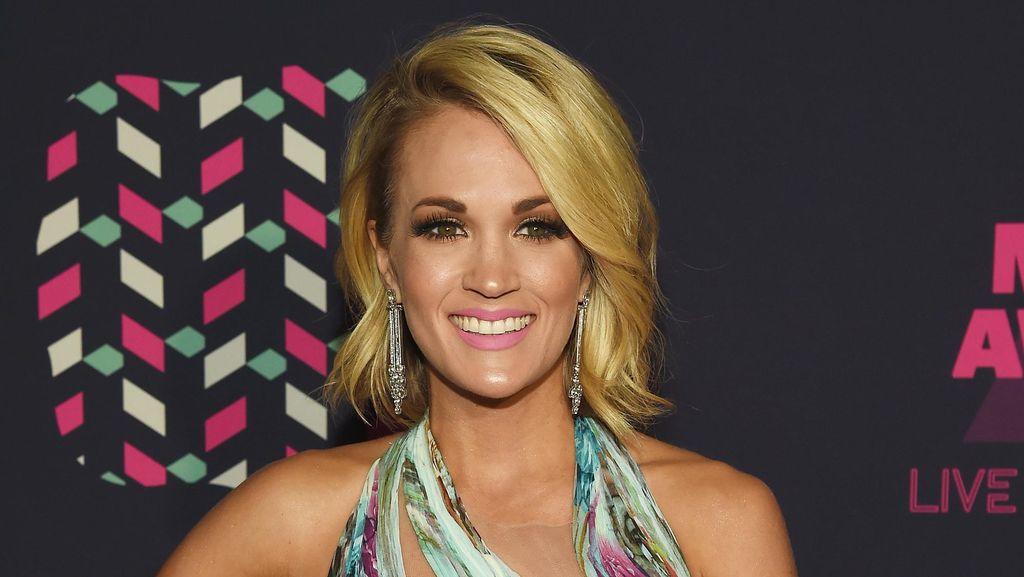 Carrie Underwood Akan Pakai 11 Busana di Penghargaan Musik Country