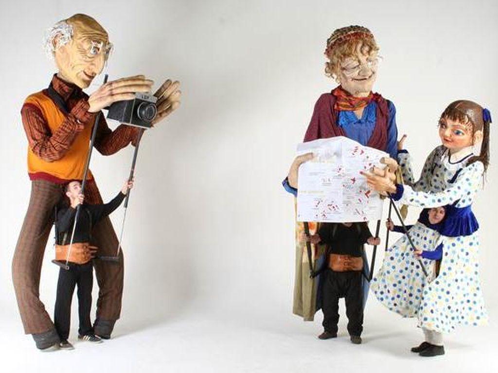 Sanggar Teater Boneka Prancis dan Seniman Bali Siapkan Kolaborasi