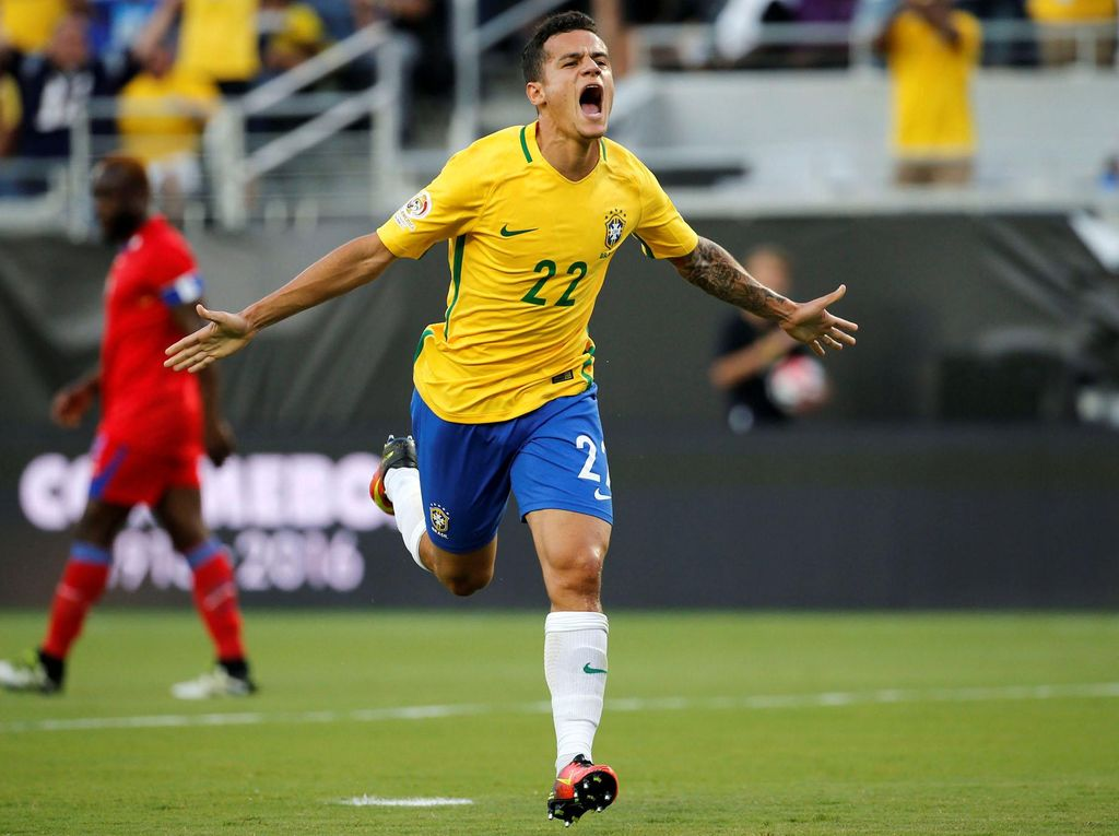 Brasil Pesta Gol