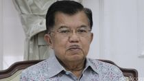 Ini Kata JK Soal Banyak Jenderal TNI Non Job