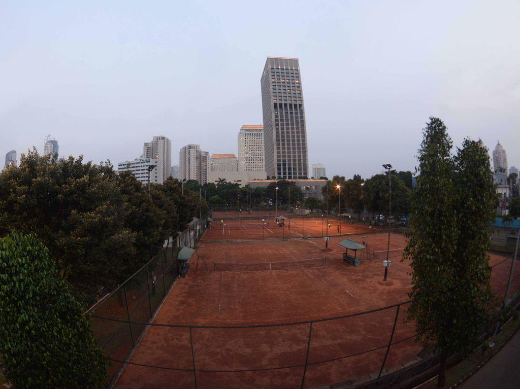 Ini Alasan Kemenpora dan PPK GBK Gusur Stadion Tenis untuk Bisbol