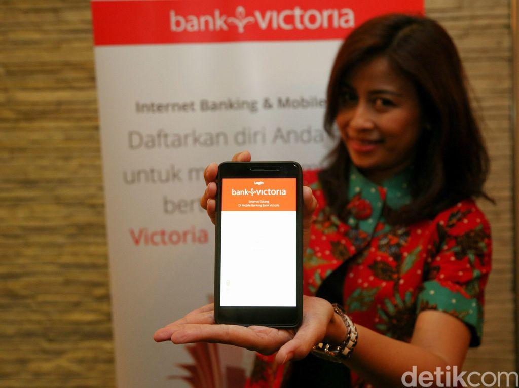 Bank Victoria Luncurkan Internet Banking
