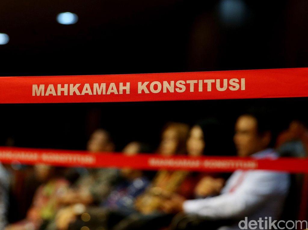 MK Tolak Gugatan Sengketa Pilkada Pangandaran