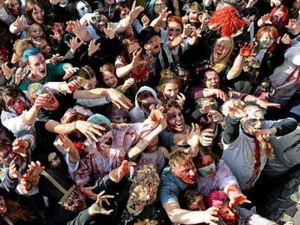 Sinopsis The Walking Dead, Kisah Manusia Melawan Keganasan Zombie