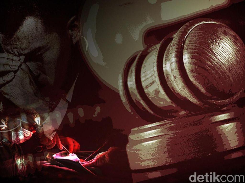 Perppu Kebiri Disahkan Jadi UU, IDI Tetap Menolak Jadi Eksekutor