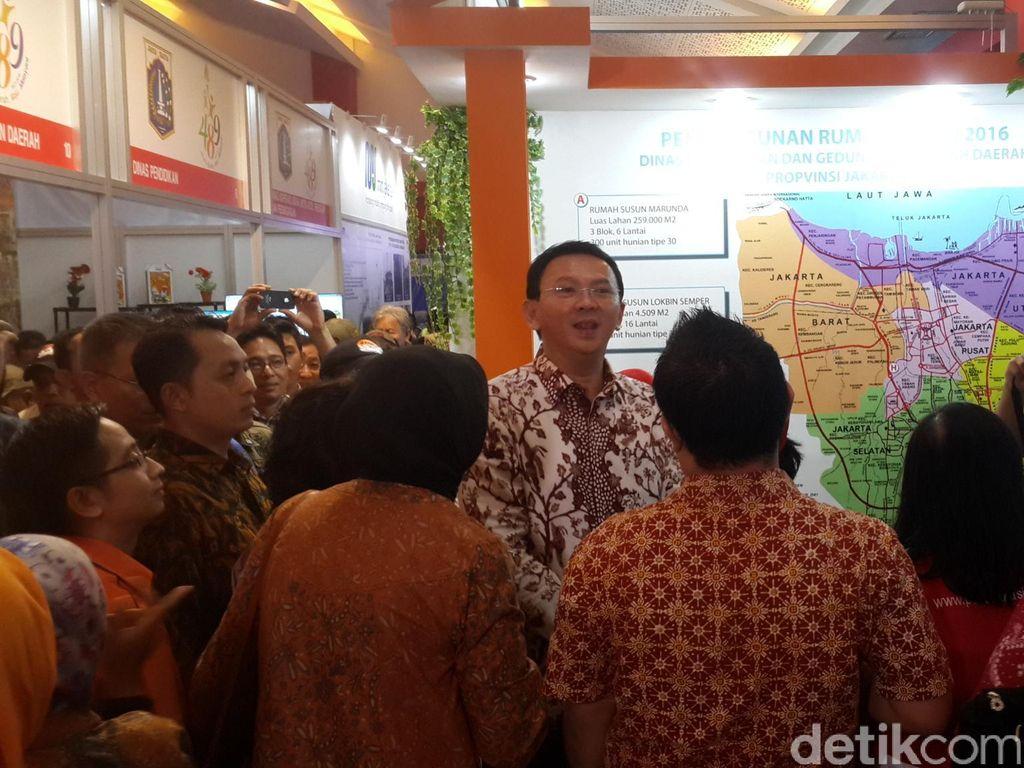 Kelakar Mendagri, Sebut Ahok Kampanye Saat Promosi Program DKI di Jakarta Fair