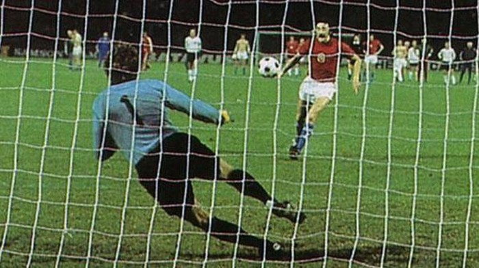 Panenka Penalty