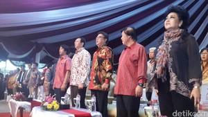 Ahok dan Mendagri Tjahjo Kumolo Buka Jakarta Fair 2016