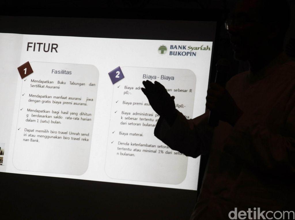 OJK Mulai Periksa Laporan Keuangan Bank Bukopin yang Dipermak