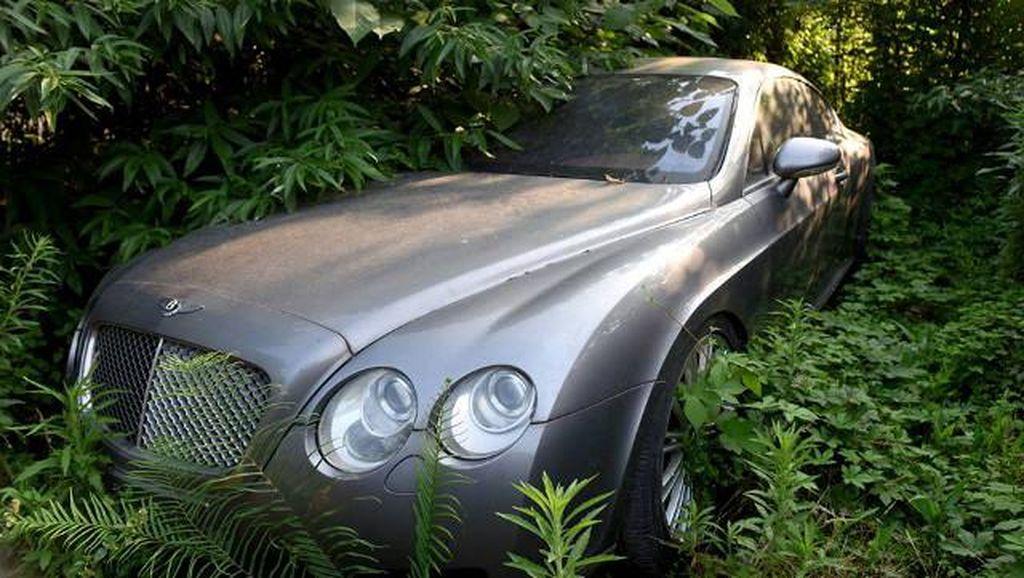 Mobil-mobil Mewah Ini Ditinggalkan Bertahun-tahun di Taman