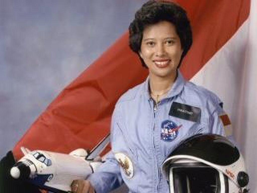 Pratiwi, Rizman dan Gelar Calon Astronot Indonesia Pertama