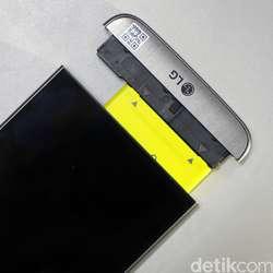 LG G5 SE: Sensasi Ponsel Modular dan Lensa Wide
