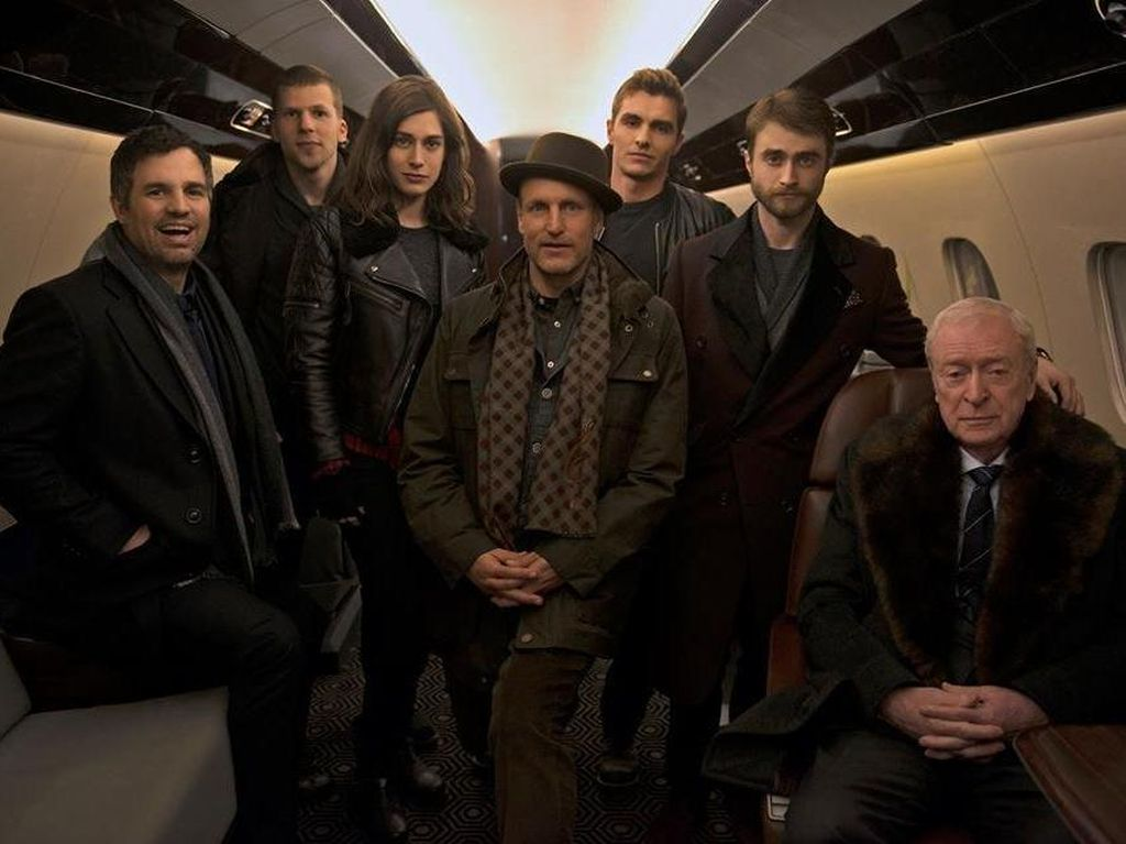 Sinopsis Now You See Me 2, Aksi The Four Horsemen Berlanjut