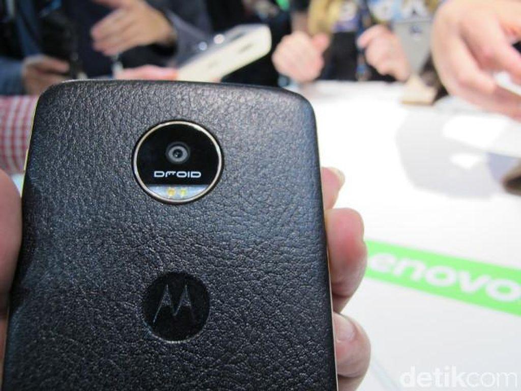 Ponsel Motorola bakal Made in Serang
