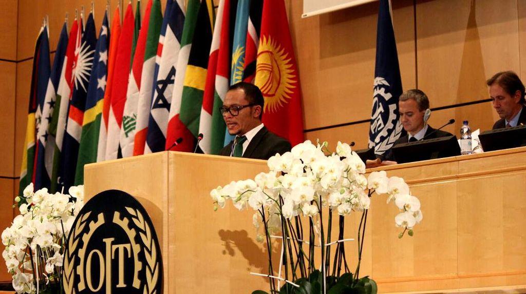 Menaker Hadiri Konferensi Ketenagakerjaan Internasional