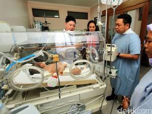 Bayi Berusia Satu Bulan Alami Kebocoran Usus