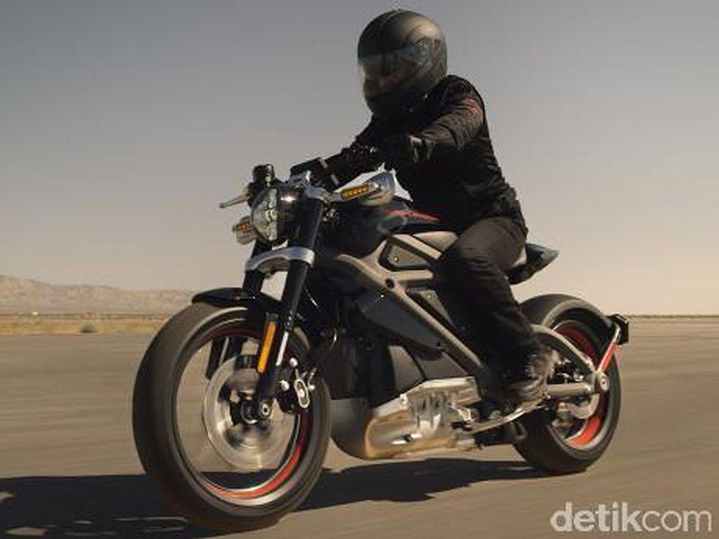 Jika Dijual di Indonesia, Apakah Harley-Davidson Listrik Ada Peminatnya?