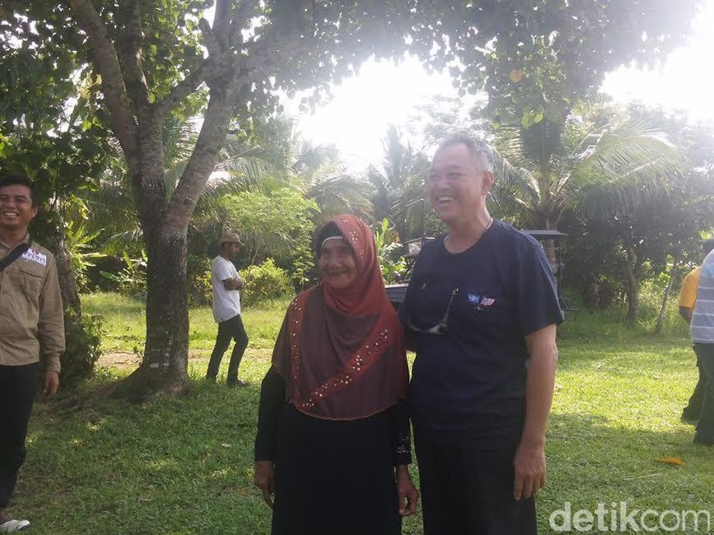 Kisah Tomy Winata Membangun Kawasan Konservasi di Lampung