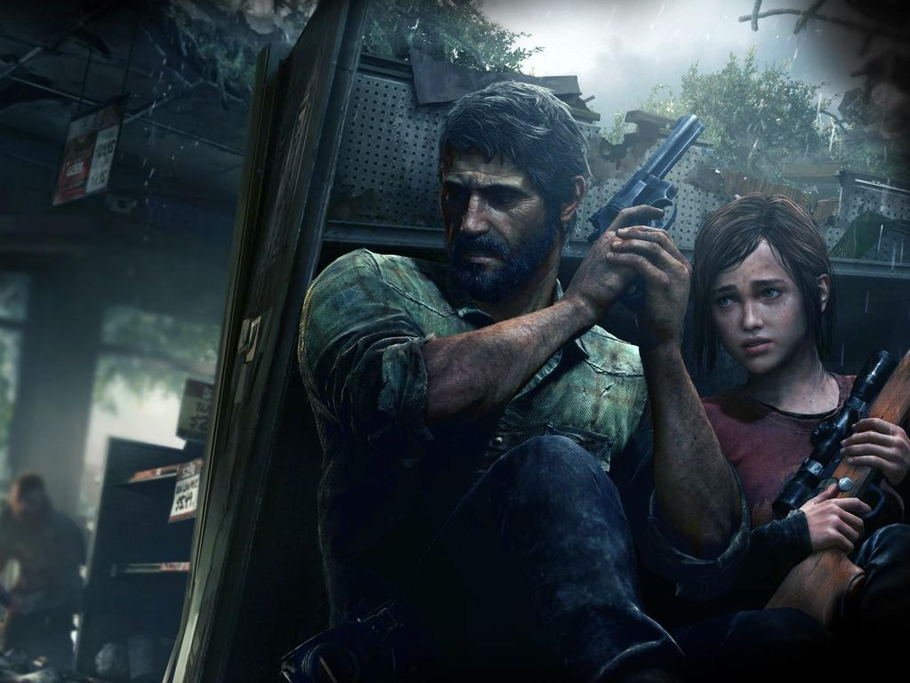 Inspirasi di Balik Cerita Menarik Game The Last of Us
