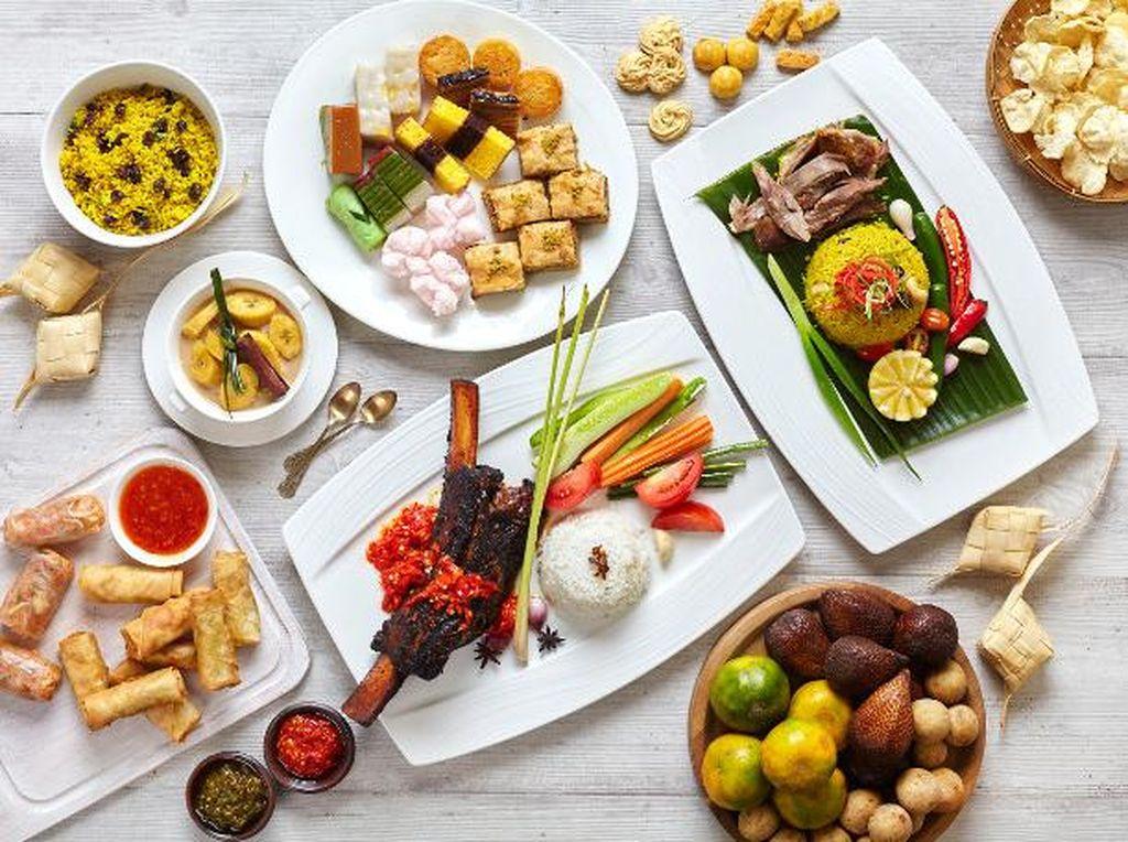 Nikmatnya Berbuka dengan Nasi Jamblang hingga Fish Tikka di Restoran Ini
