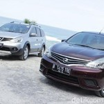Nissan Grand Livina Bakal Dapat Sentuhan Mitsubishi?