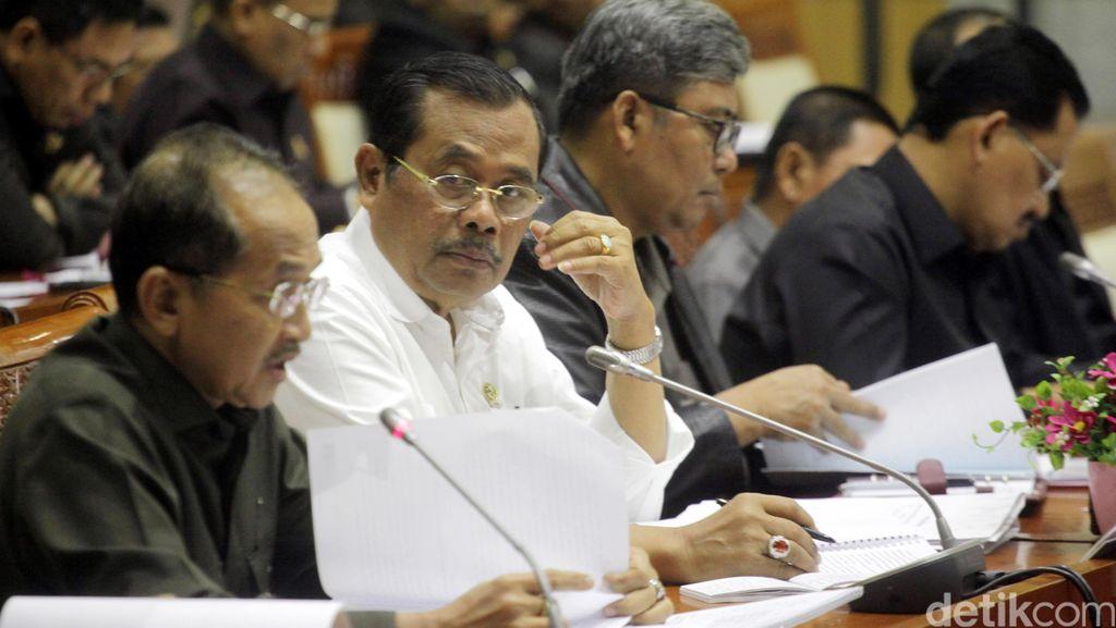 Komisi III Pertanyakan Anggaran Kejagung
