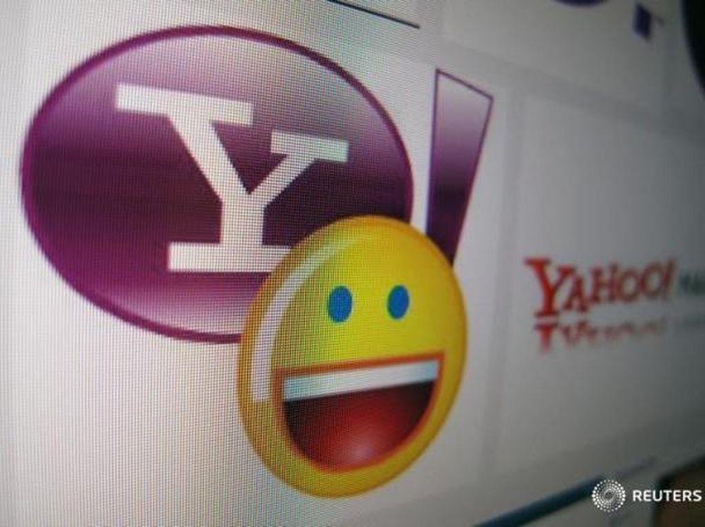Riwayat Yahoo Messenger Dipastikan Tamat