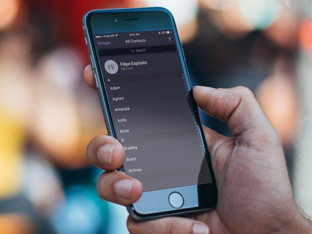 Mau Gelap-gelapan di iPhone? Begini Caranya