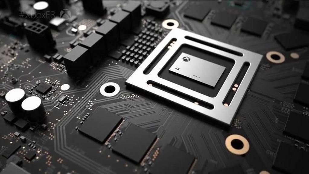 Jeroan dan Perkiraan Banderol Xbox One Scorpio Terkuak