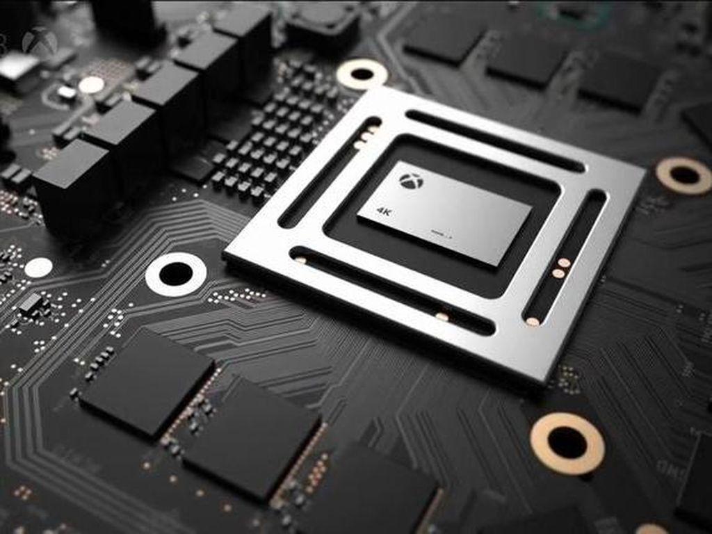 Xbox Scorpio Siap Sodorkan Game VR Eksklusif