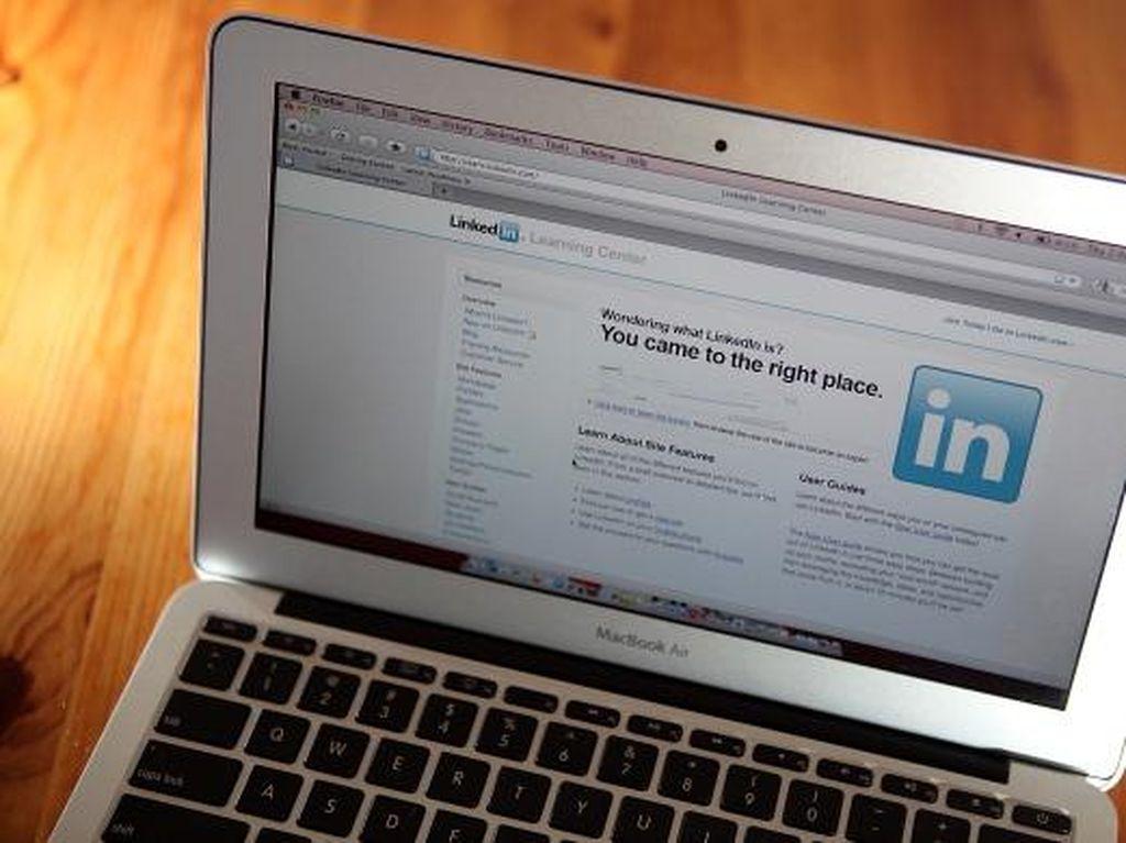 LinkedIn: Berawal dari Apartemen Kini Laku Rp 349 Triliun