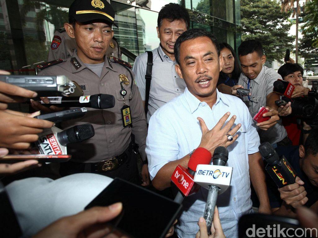 KPK Kembali Periksa Ketua DPRD DKI