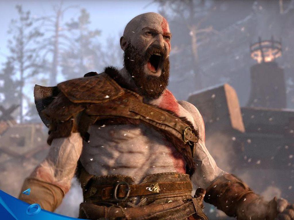 Sony Umbar Seri Terbaru God of War