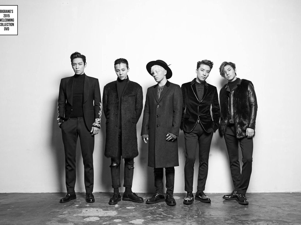 Bagaimana Nasib BIGBANG di YG Entertainment?