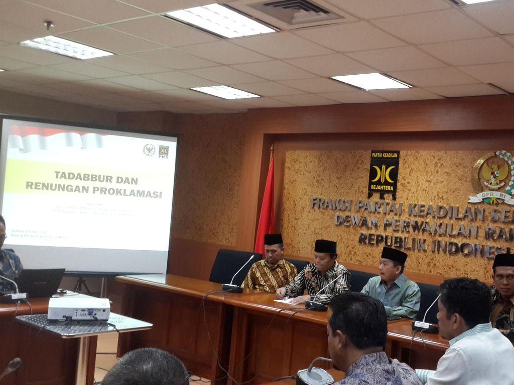 F-PKS Gelar Peringatan Kemerdekaan Indonesia 9 Ramadan Hari ini
