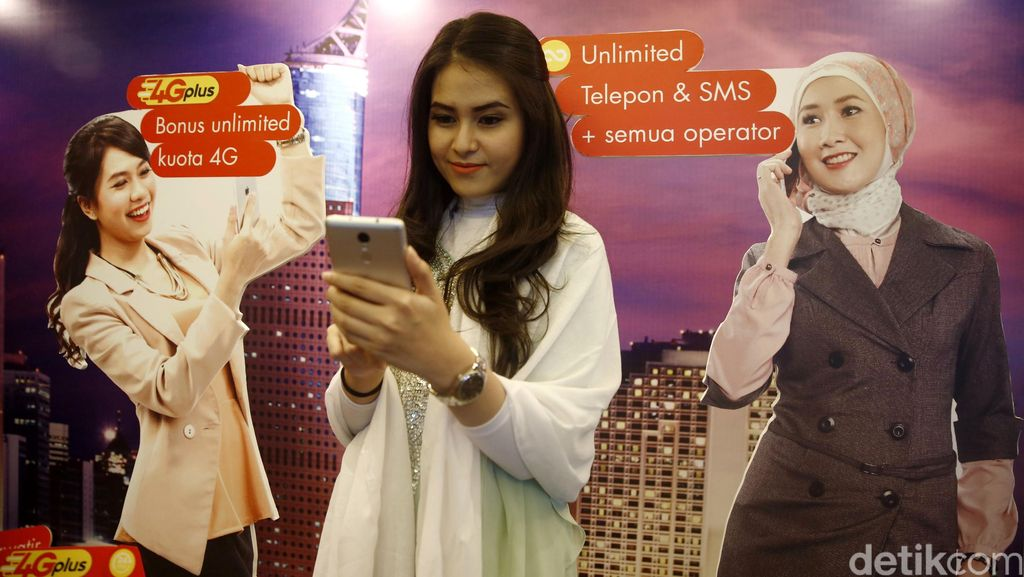 Supaya #KitaBisaDamai, Indosat Bebaskan Karyawan