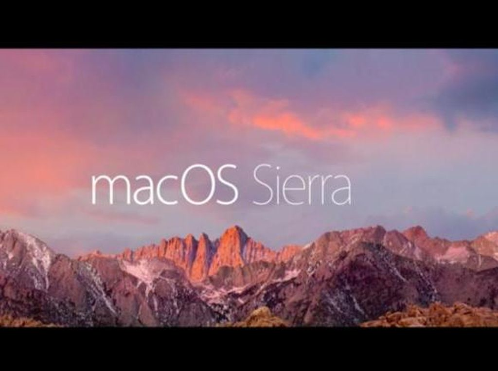 OS X Pensiun Setelah 15 Tahun, Berubah Jadi MacOS