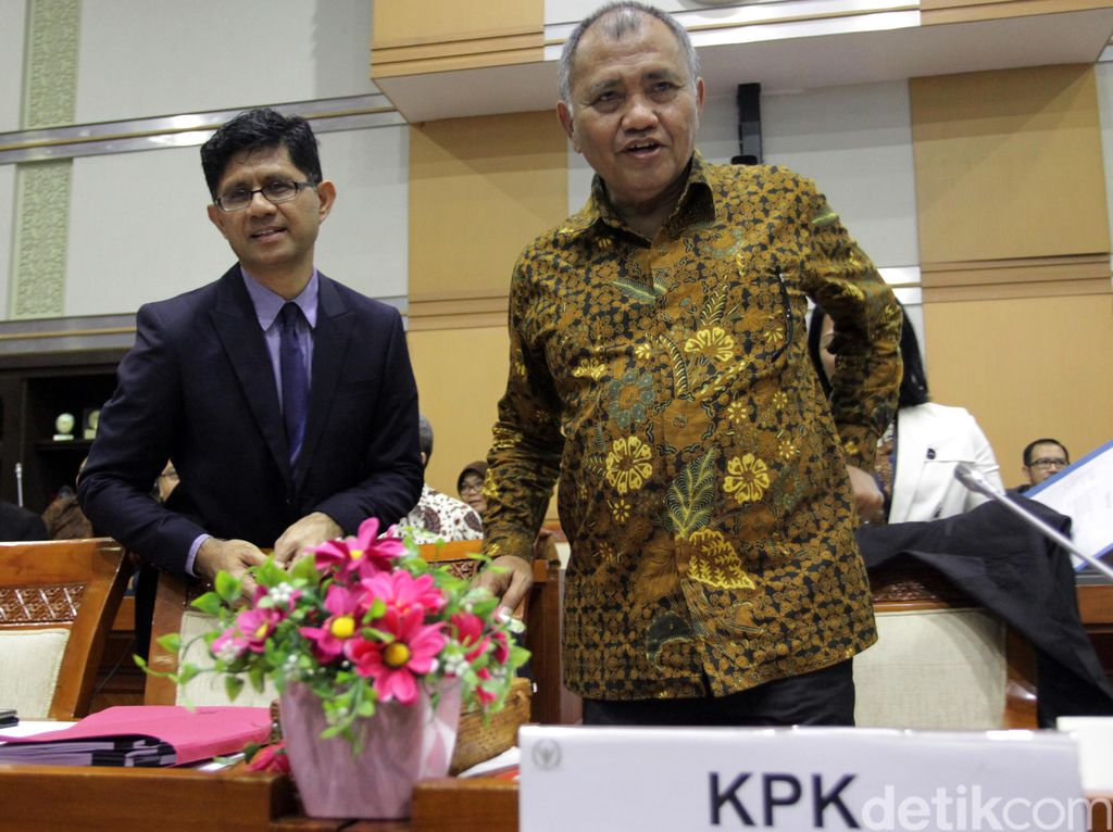 Ketua KPK: Diskresi itu Kalau Kondisinya Terpaksa Betul