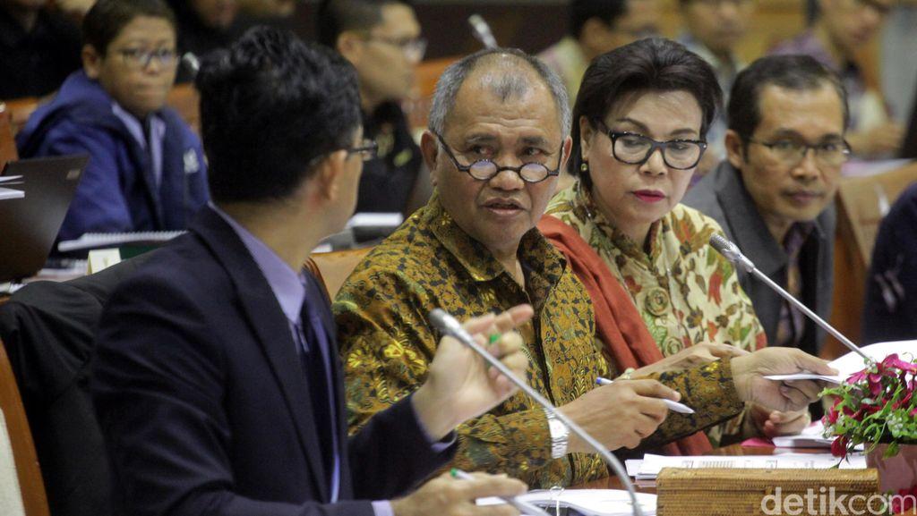 Pimpinan KPK Rapat Dengan Komisi III