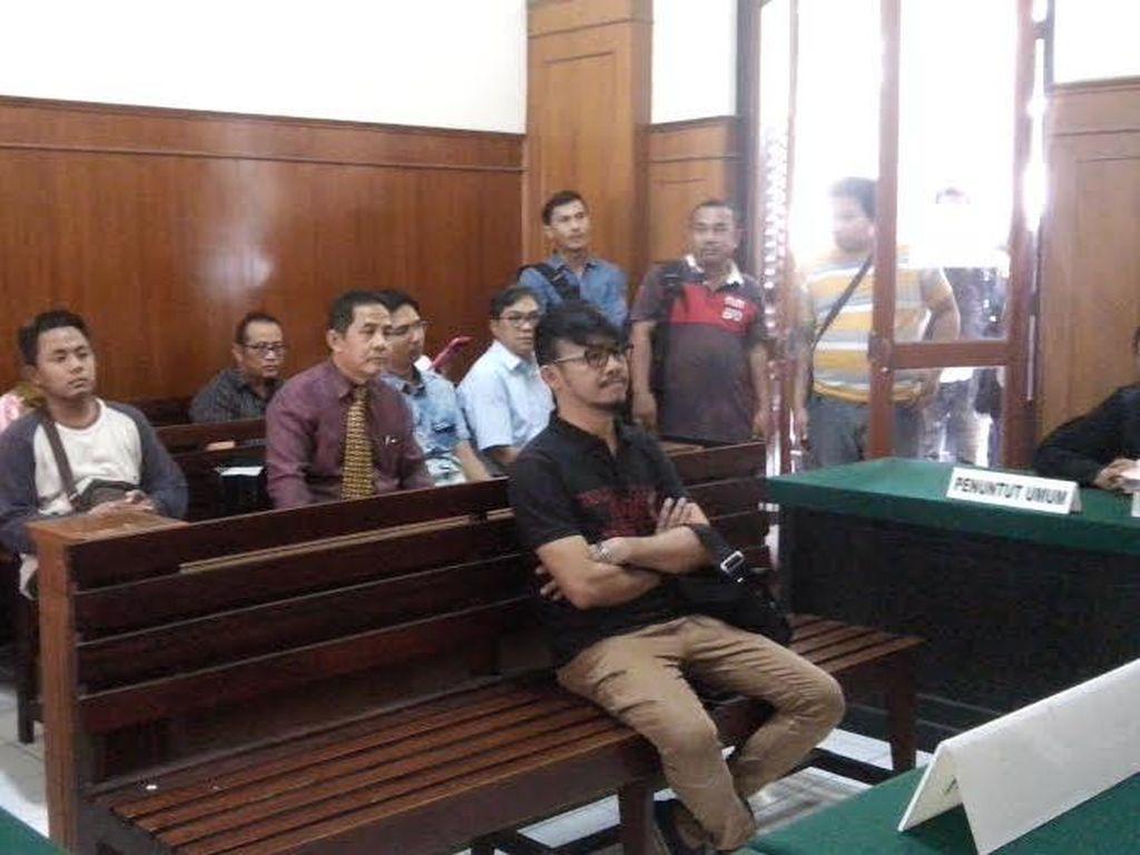 Dua Saksi Pelapor Tak Hadir, Sidang Kasus Hak Cipta Ditunda